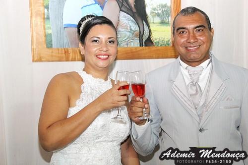 Casamento Valdiney & Fabiana – parte II