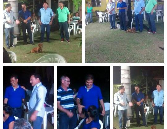 Nelson Trad Filho se reúne com presidentes do interior de MS