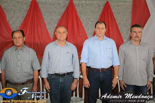 Governo dá ordem de serviço para construção da ponte sobre o Rio Caracol