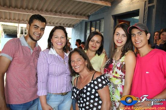 Flagrantes festa do Laço em Antonio João – veja fotos