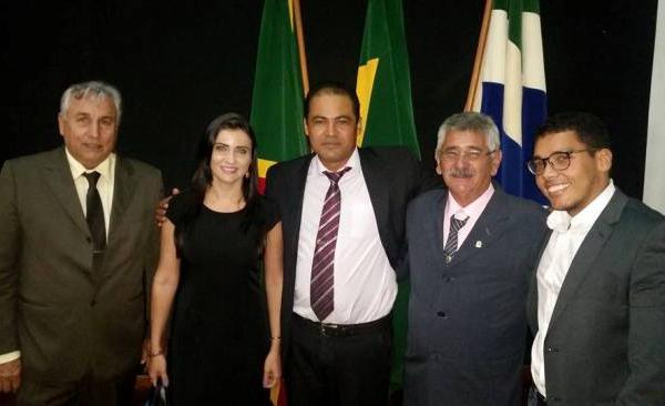 Jorge Mareco toma posse como novo presidente da OAB de Bela Vista