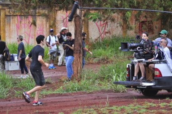 Vida real na fronteira virou enredo de dois filmes gravados em MS em 2015