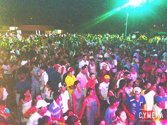 Réveillon em Caracol; arrasta multidão para Praça de Eventos