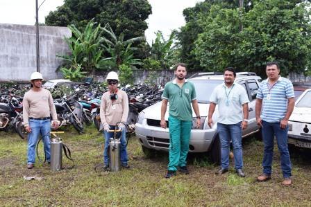 Em Bela Vista, Secretaria de Saúde desenvolve ações de Combate a Dengue