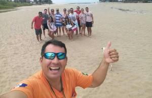 Prefeito do interior do Mato Grosso do Sul recebe chuva de criticas ao postar foto em rede social