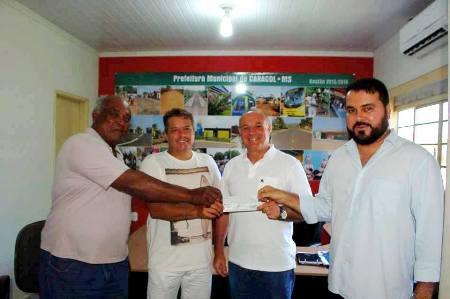 Câmara de Caracol devolve dinheiro para prefeitura