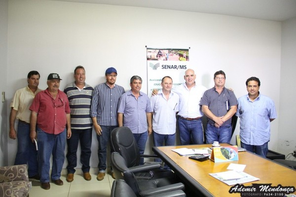 Reunião define rota de recuperação das estradas em Bela Vista
