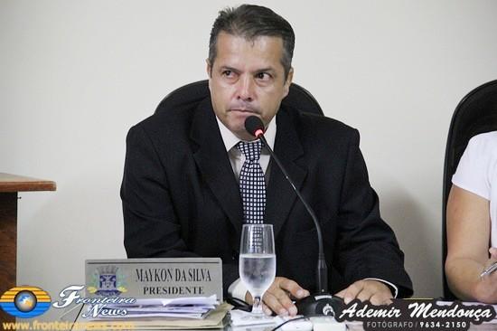 Presidente Maykon Leite avalia gestão e destaca avanços na Câmara de Caracol