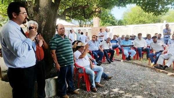 Proprietários rurais se mobilizam em Porto Murtinho