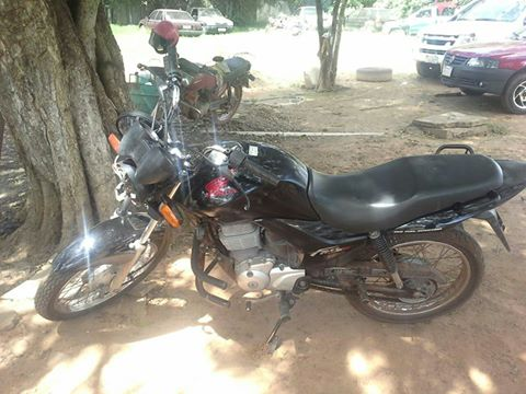 Polícia Militar de Bela Vista prende dois autores de roubo e recupera motocicleta