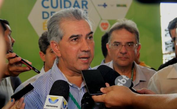 Reinaldo destaca crescimento de Mato Grosso do Sul