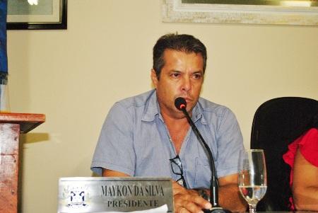Vereador Maykon da Silva quer homenagem ao ex-prefeito Oscar Ferreira Leite