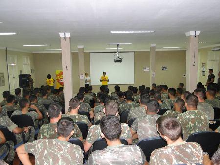 Prefeitura de Bela Vista e 10ºRC MEC realizam Ação de Combate a Dengue