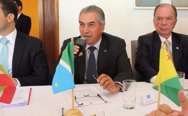 Em Brasília, Reinaldo e outros 19 governadores tratam de soluções econômicas para todo país