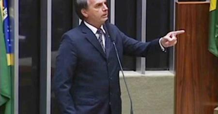 Bolsonaro vem à Capital lançar pré-candidatura de deputado à Prefeitura
