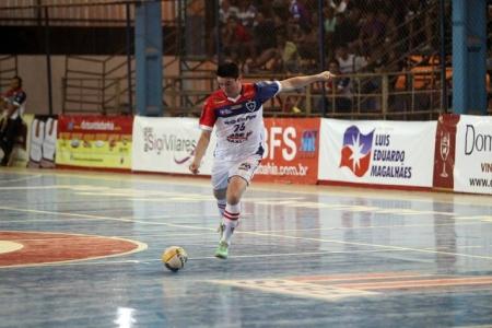 Sete de Dourados anuncia time de futsal e vaga na Copa Morena