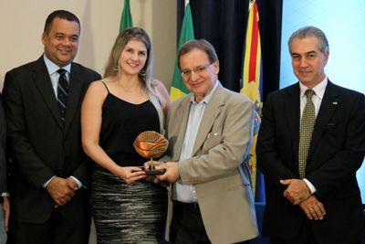 Figueirão conquista Prêmio Prefeito Empreendedor do Sebrae