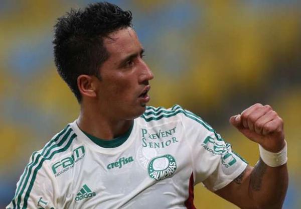 Barrios é convocado pelo Paraguai e pode desfalcar Palmeiras em até 4 jogos