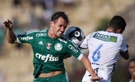 Palmeiras é goleado pelo Água Santa e vira lanterna de seu grupo