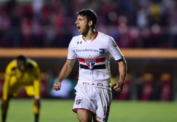 São Paulo goleia Trujillanos e segue vivo na Libertadores