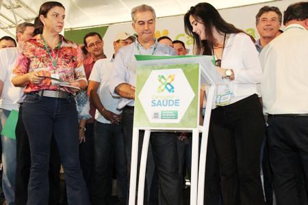 Deputada Mara Caseiro acompanha Caravana da Saúde em Dourados