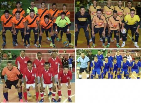 Nesta sexta-feira tem a semifinal da Copa Comércio de Futsal