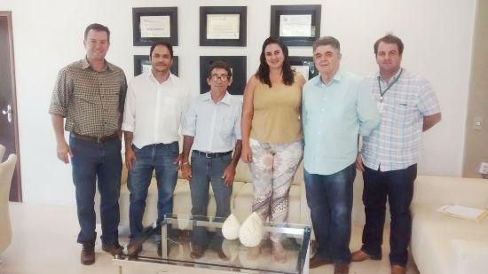 Vereadores de Jardim percorrem Assembleia e Governo em busca de recursos para o município