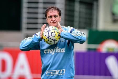 Cuca rebate Autuori e reforça crença em título do Palmeiras no Brasileiro
