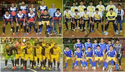 Mata-mata da 'Taça Bela Vista de Futsal e Voleibol' começa nesta quarta-feira