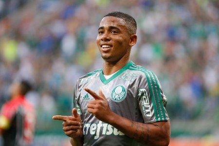 Juventus fará proposta de R$ 78 mi por Gabriel Jesus do Palmeiras, diz jornal