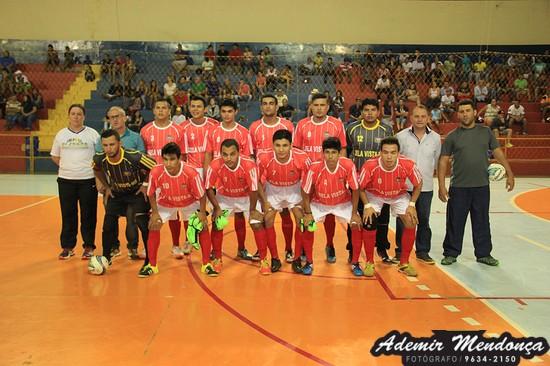 Equipe de Bela Vista se classifica para próxima fase da Copa Morena