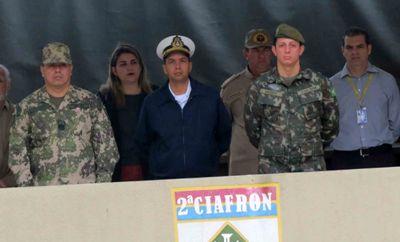 Porto Murtinho: 74 novos combatentes recebem Boina Verde-Oliva na Sentinela do Pantanal