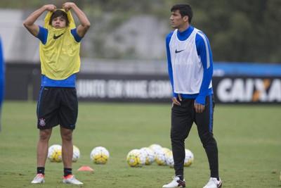 """""""Sou artilheiro do time, mereço ao menos uma chance"""", reclama Romero"""