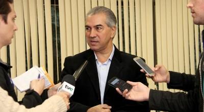 Em conversa com Janot, Reinaldo trata da liberação de R$ 78 milhões depositados pelo Estado