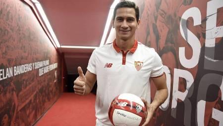 Ganso é relacionado por Sampaoli e pode estrear diante do Real Madrid
