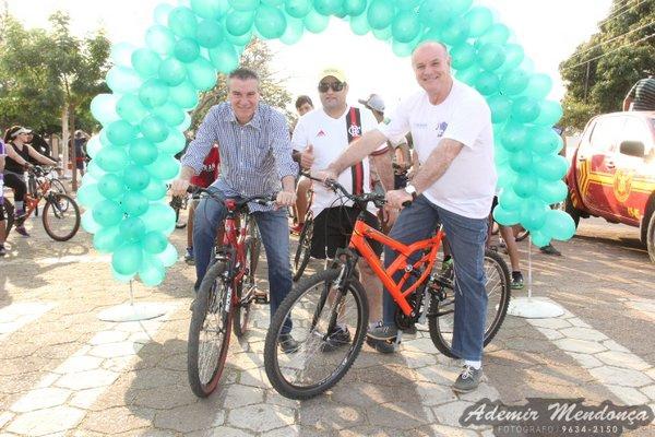 Flagrantes – Passeio Ciclístico Ecológico em Caracol