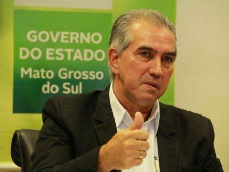 Governador recebe ministro da Educação e autoriza recapeamento em Bonito