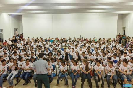 Antônio João: Mais 220 alunos são formados pelo PROERD no município