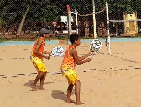 Aberta inscrições para a 1ª Etapa Estadual de Beach Tennis