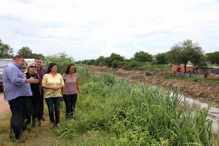 Governadora em exercício Rose Modesto visitou Murtinho