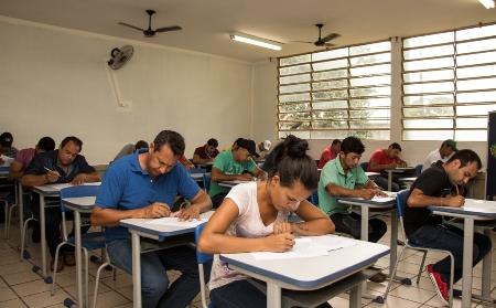 Antônio João: Cerca de 98% compareceram para fazer as provas do processo seletivo