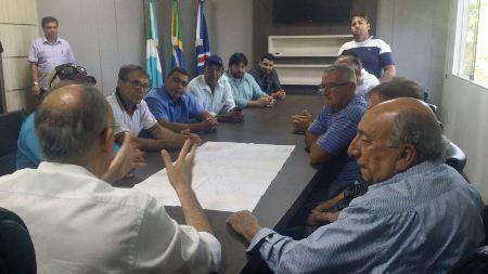 Em visita ao Conesul, Pedro Chaves atende reivindicações
