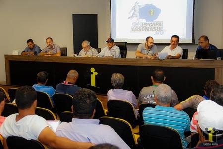 Atual campeã, Campo Grande da largada à Copa Assomasul 2018