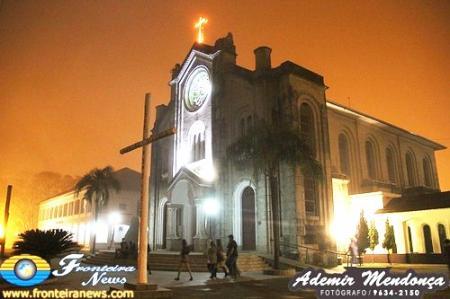 Bela Vista: Paróquia Santo Afonso Maria do Ligório divulga programação da Semana Santa