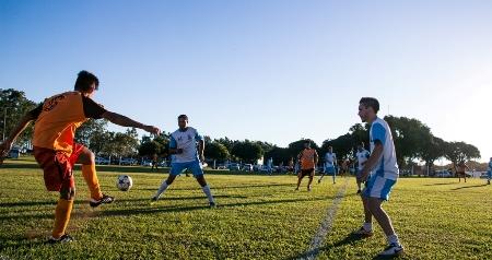 Antonio João: Equipes de seis municípios disputam a 7ª etapa da Copa Assomasul