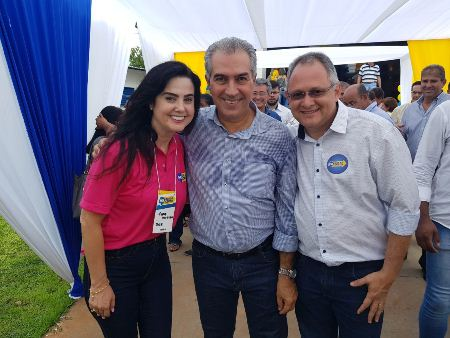 Mara fala da importância da reeleição de Reinaldo em Fórum do PSDB em Ivinhema