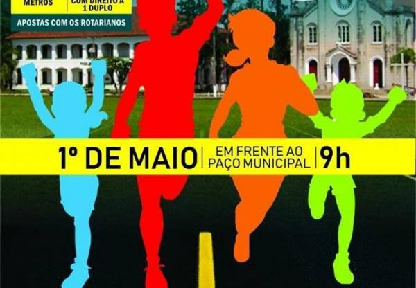 Rotary de Bela Vista promove 6ª corrida solidária em maio