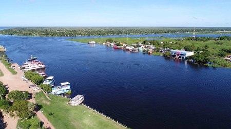 Senado aprova construção de ponte sobre o Rio Paraguai em Porto Murtinho