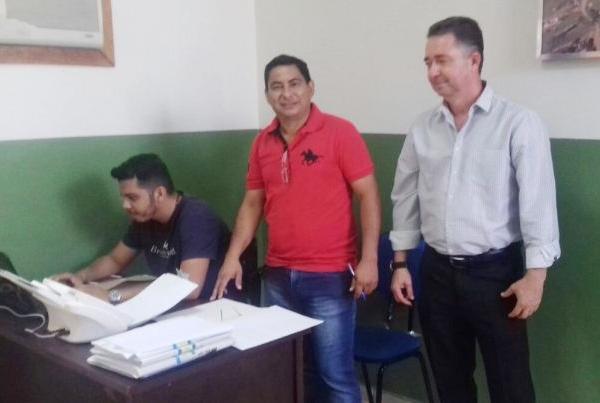 Câmara Municipal de Bela Vista começa digitalizar documentos de arquivo