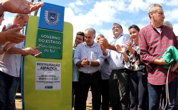 Investimentos do Governo são os maiores desde a fundação de Amambai, diz prefeito